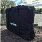 Leisure Lakes Bikes Wheeled Padded Bike Bag