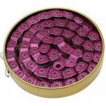 Gusset Slink Coloured Chain Purple