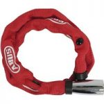 Abus Keyed 1500 Chain Lock Red