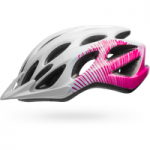 Bell Coast Mips Womens Helmet White/Cherry