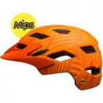 Bell Sidetrack Youth Mips Helmet Orange
