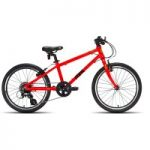 Frog 55 Kids Bike 2018 Red