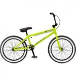 GT Performer BMX Bike 2017 Neon Yellow Splat