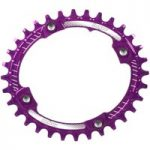 Hope Oval Retainer Chainring Purple