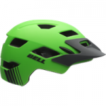 Bell Sidetrack Youths Helmet Green/Grey