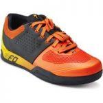Specialized 2FO Flat Mountain Bike Shoes Orange Fade