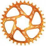 Hope Spiderless Chainring Orange
